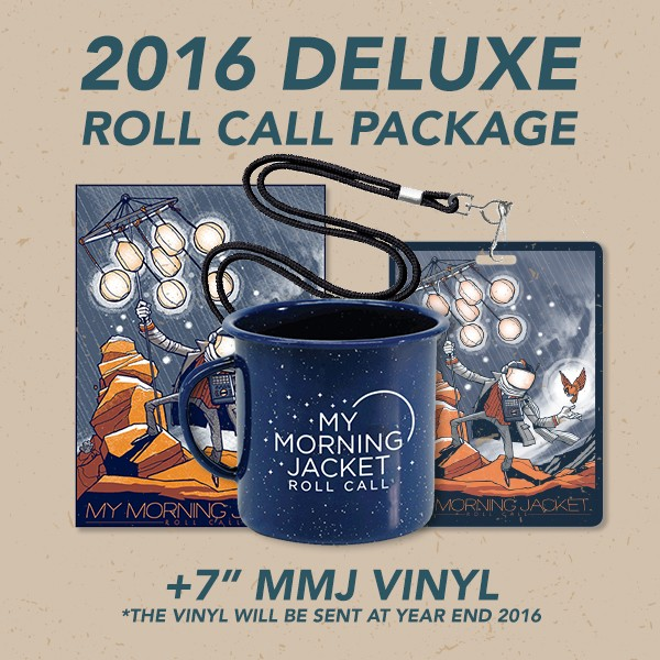 2016 Roll Call Deluxe Membership
