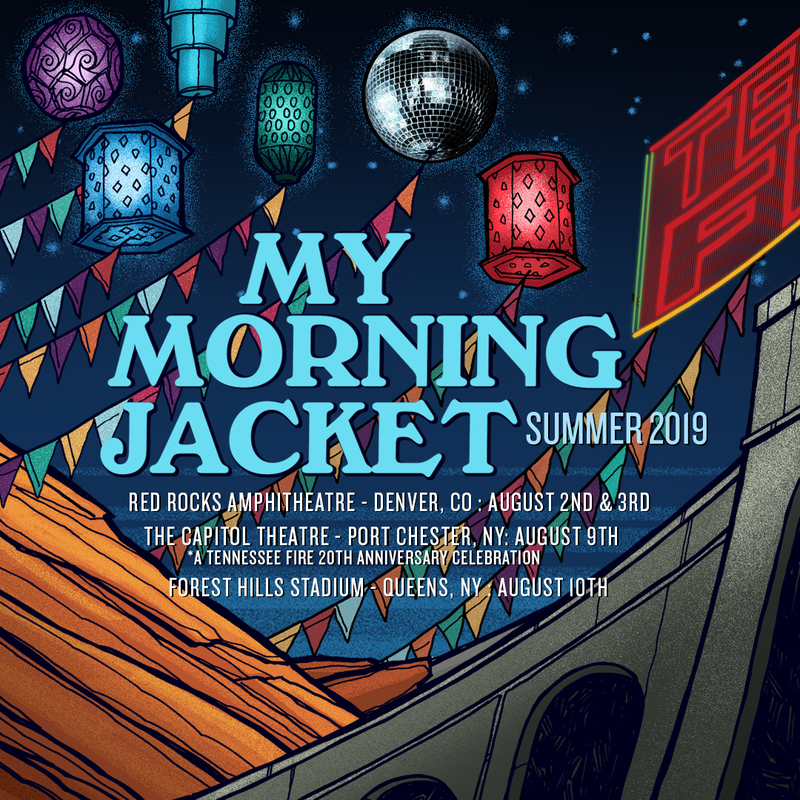 My Morning Jacket - Official Site