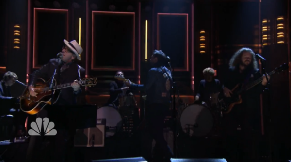 Watch The New Basement Tapes On The Tonight Show With Jimmy Fallon