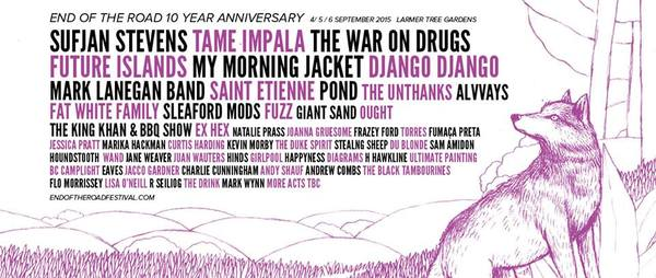 End of the Road Festival Announced