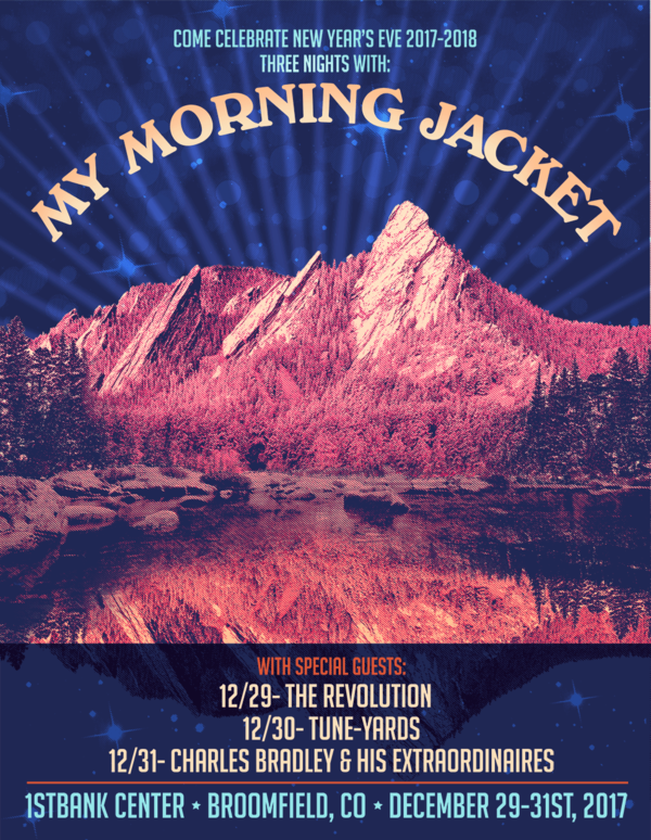 My Morning Jacket New Year's Eve