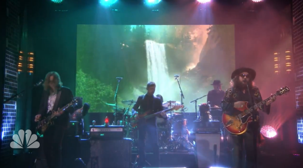 "Watch the Premiere of ""Compound Fracture"" on Jimmy Fallon"