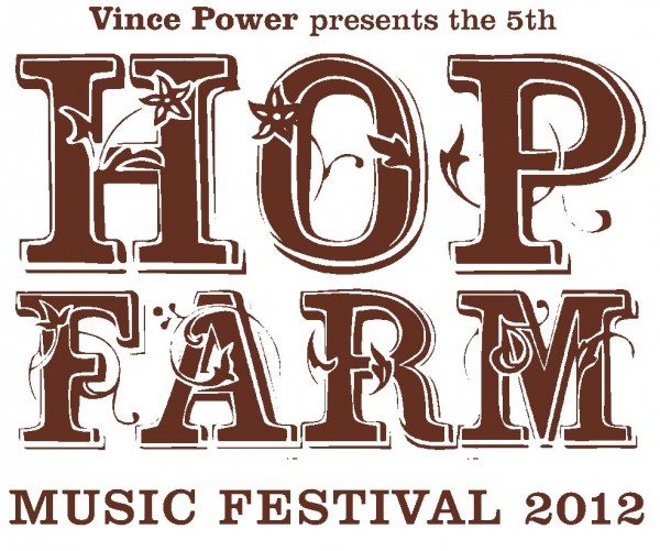 THE HOP FARM MUSIC FESTIVAL