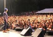 Nas in Central Park 8/11/11