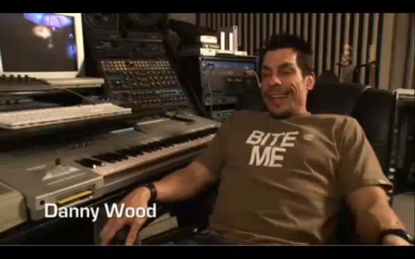 Danny Wood interview