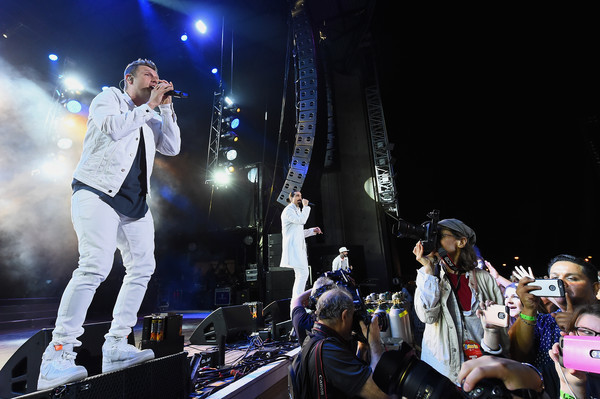 Nick Carter Says The Backstreet Boys Are Feeling 'Reinvigorated' And Ready