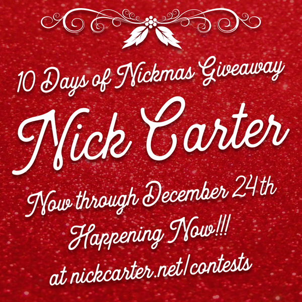 10 Days Of Nickmas Begins!