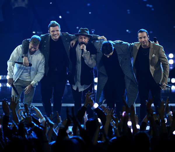 The BSB Bring 'DNA' Tour Secrets To The iHeartRadio Red Carpet