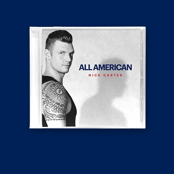All American CD (Autographed) image