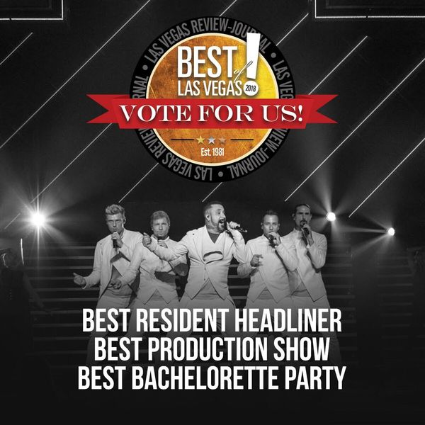 Vote For BSB In The Best of Las Vegas