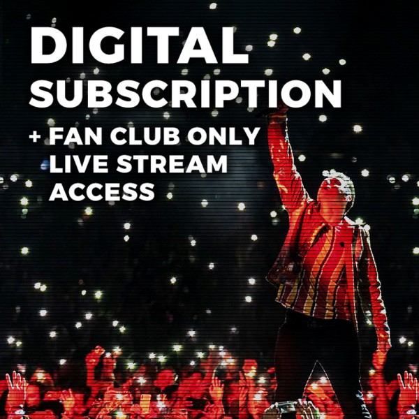Nick Carter Digital-Only Membership