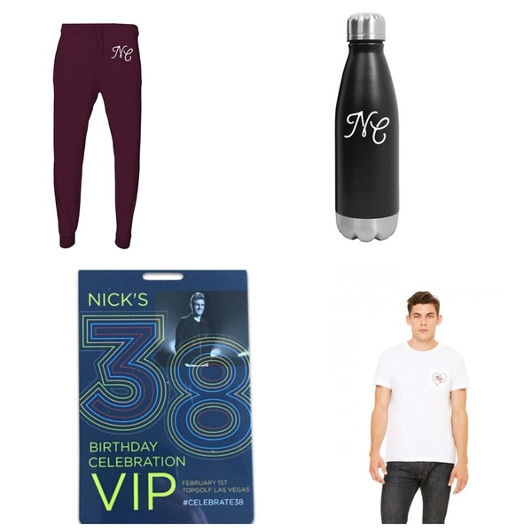 Merch Alert: New Items Available In The Nick Carter Store