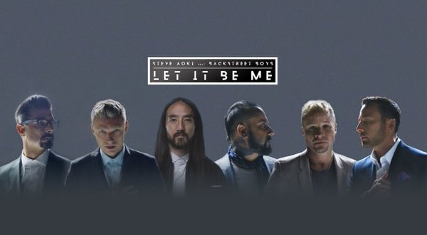 """Let It Be Me"": BSB Drops New Collab With Steve Aoki"