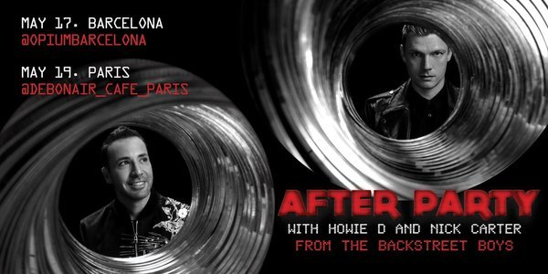 The 'DNA' Afterparties Continue in  Barcelona and Paris!