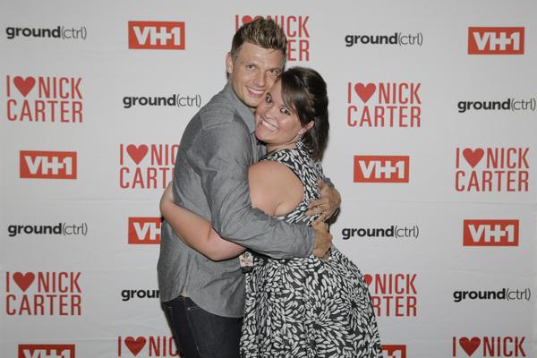I heart Nick Carter VIP's