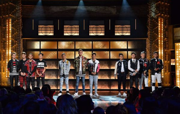 Nick Offers Words Of Encouragement To The 'Boy Band' Final Nine