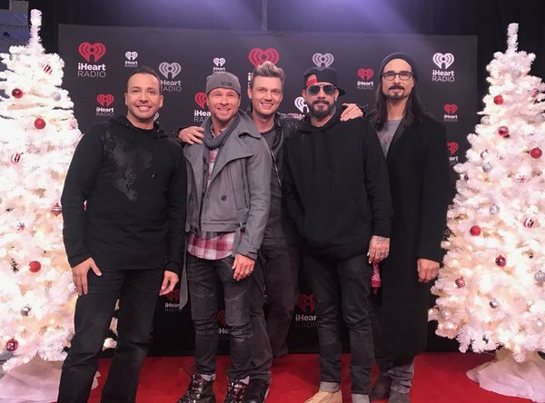 Nick Kicks Off Holiday Radio Shows With BSB + A Sale You Can't Miss