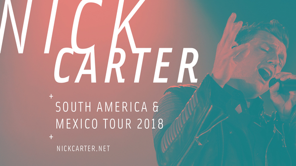 JUST ANNOUNCED: MEXICO & SOUTH AMERICA TOUR