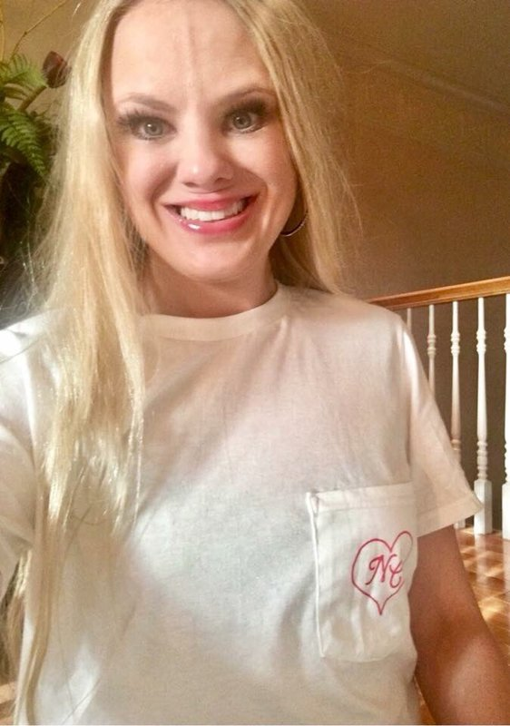 """I love the I Heart Nick tee. It's so cute, and comfy. It fits perfectly."" - Sophie"