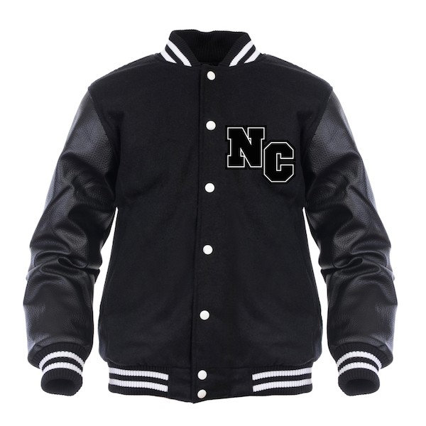 Nick Carter Varsity Jacket