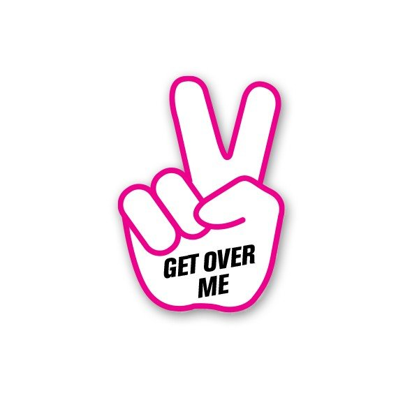 Get Over Me Patch image