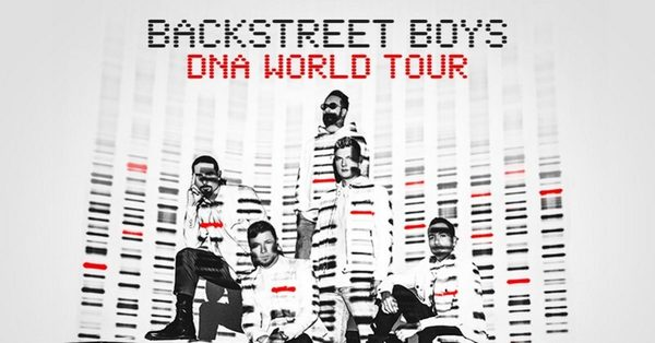 The Backstreet Boys Announce New Album + 'DNA' World Tour