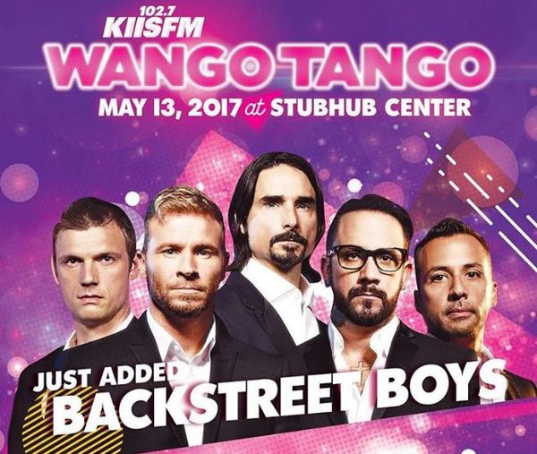 LISTEN: Nick Calls In To Chat With Ryan Seacrest About Backstreet + Wango Tango