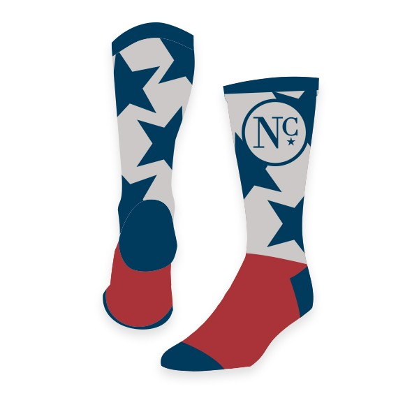 Nick Carter Socks image