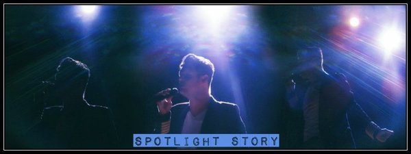 Spotlight Story: Words By Nick Carter