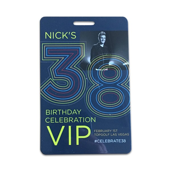 38th Birthday Celebration Laminate image