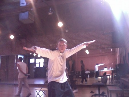 Just put up a Blog and Video at nickcarter.net were in DANCE REHEARSALS. Video is tomorrow STMH BABY