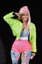 June 24 - Nicki Minaj Pink Friday Tour' London,UK - Day 1