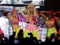 May 16 - Nicki Minaj's 'Pink Friday Tour' @ Horden Pavillion