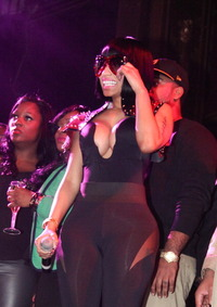 Dec 25 - Nicki Minaj's Christmas Extravaganza - Webster Hall in New York