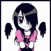 sad emo chick avatar