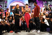 Nicki Minaj on BET's 106 & Park - The ReUp
