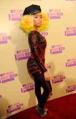 2012 Video Music Awards - Red Carpet