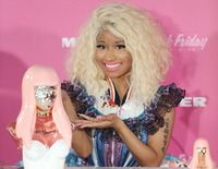Nov 29 - Nicki Minaj Celebrates Fragrance Launch In Sydney