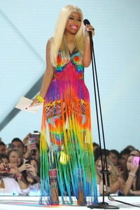 Nov 29 - Nicki Minaj Attends the 26th Annual ARIA Awards 2012