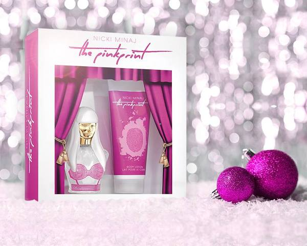 The Pinkprint Fragrance 30ml gift set exclusively at Boots UK ...