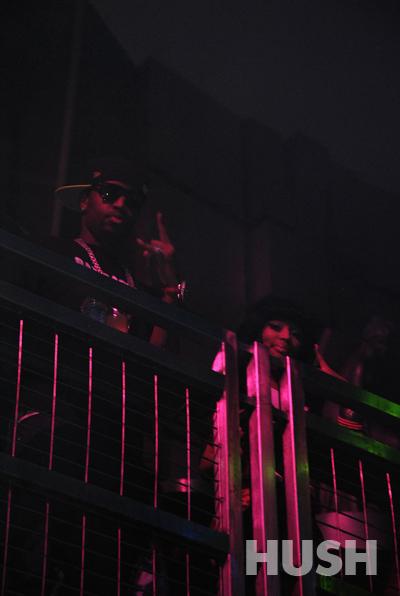 Nicki Minaj in Houston, TX
