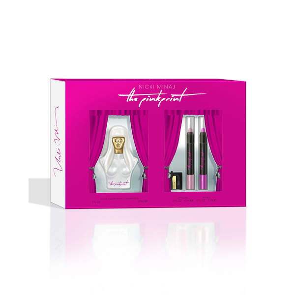 Nicki Minaj 'The Pinkprint' Eau de Parfum gift set available at ...