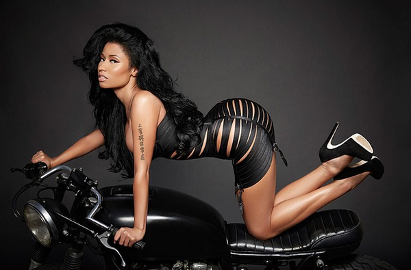 AMAs 2015: Nicki Minaj Wins Favorite Rap/Hip-Hop Album In ...