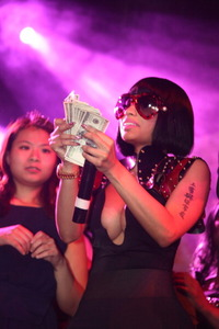 Dec 25 - Nicki Minaj's Christmas Extravaganza - Webster Hall in ...