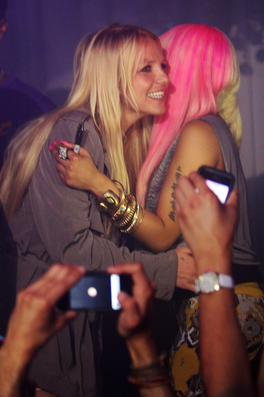 Nicki Minaj & Britney Spears