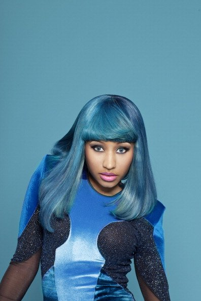 Nicki Minaj in XXL Magazine
