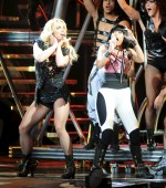 'Femme Fatale' Tour w/ Britney Spears