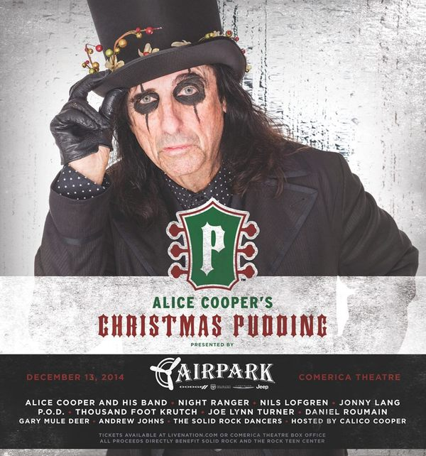 Night Ranger to Appear at Alice Cooper's Christmas Pudding : Night ...