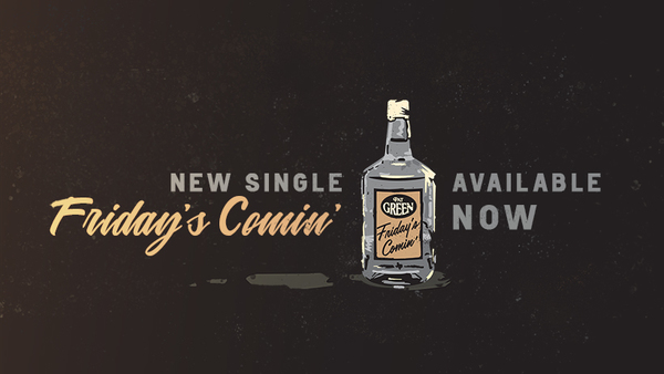 "New Single ""Friday's Comin'"" Available Now"