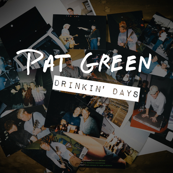 "Official video for ""Drinkin' Days"""